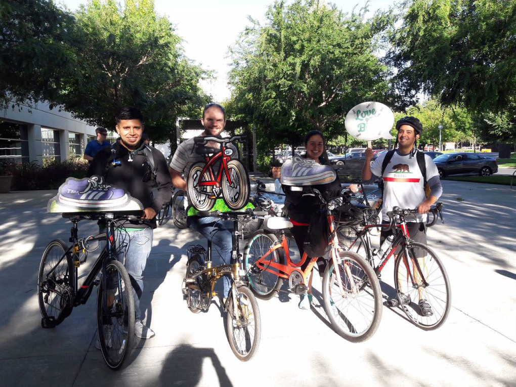 SNTMA May is Bike Month