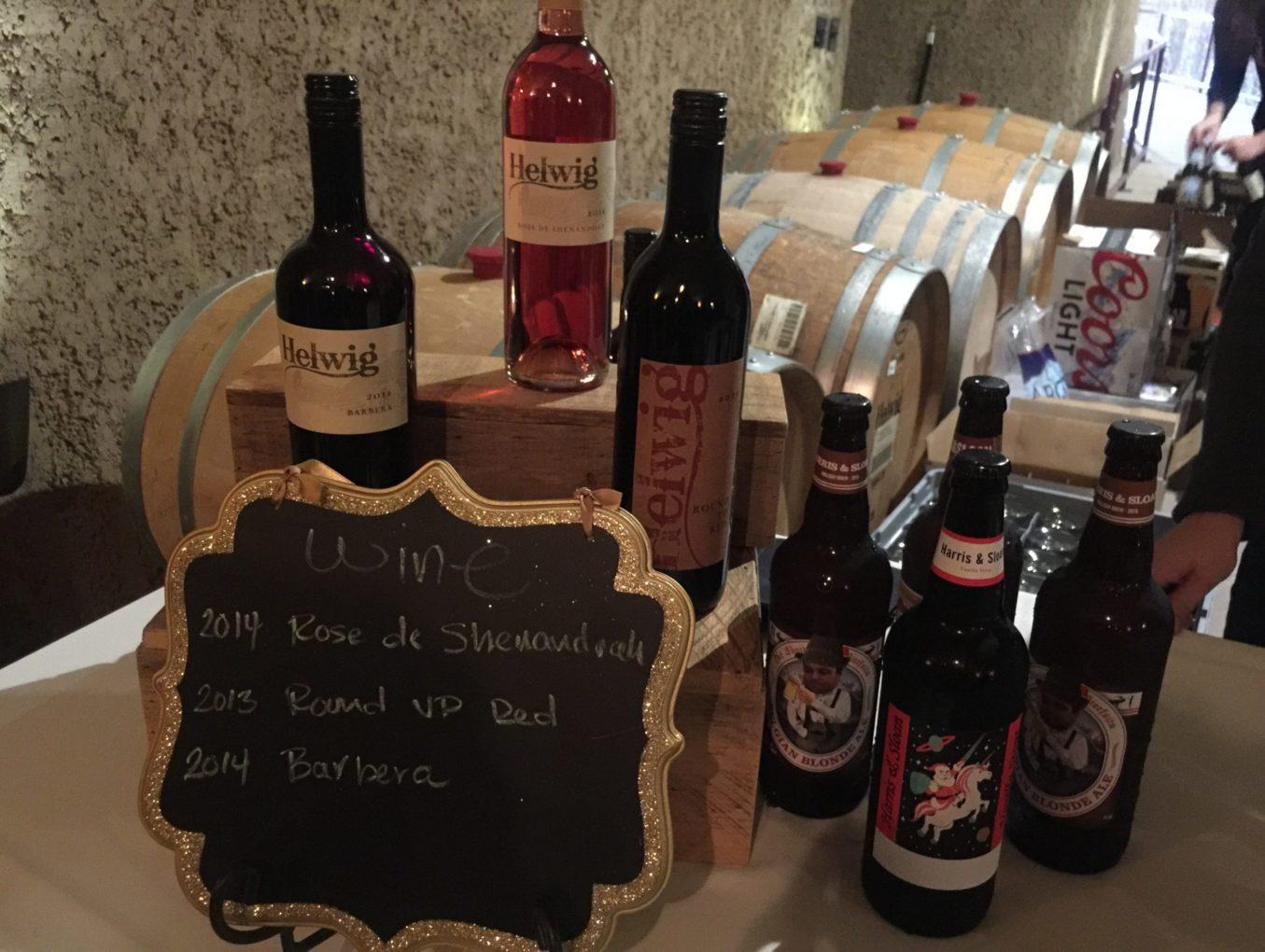 Holiday at Helwig Winery