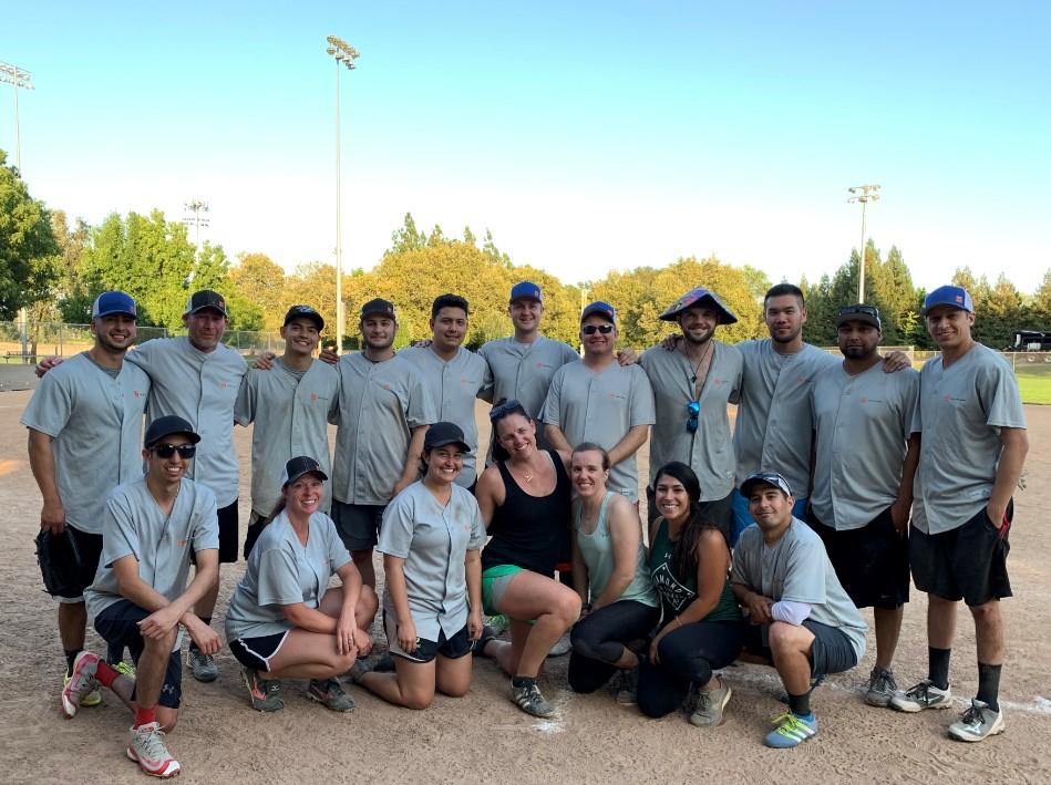 2019 H&S Softball Team