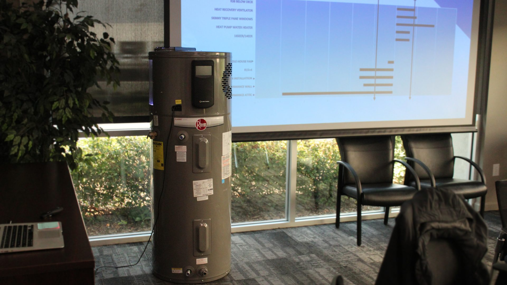 """Every Point Counts in 2020"" & Rheem's Hybrid Electric Heat Pump Water Heater"